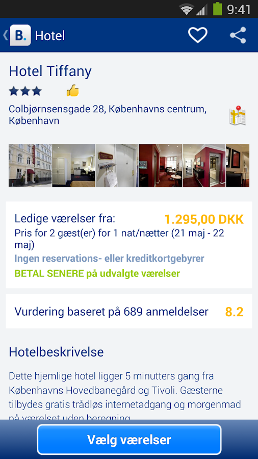 Booking.com - online-hoteller - screenshot