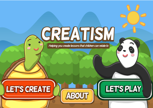 Creatism - for visual learners