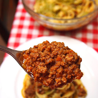 Ultimate Best Authentic Bolognese Sauce *