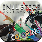 Coloring Injustice HD