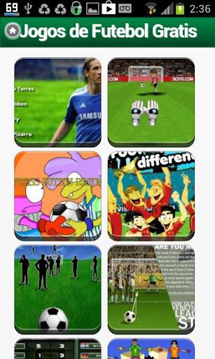 Jogos de Futebol Grátis