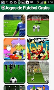Jogos de Futebol Grátis - screenshot thumbnail