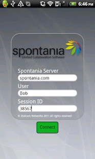 Spontania Mobile - screenshot thumbnail