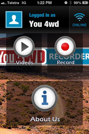 You4wd.com - Recorder