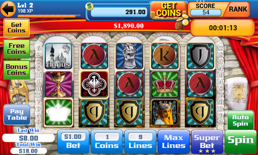 Slots TOURnament Slot Machines