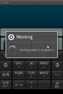Social Voice- screenshot thumbnail
