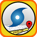 Find Me--Hurricane Safety App icon