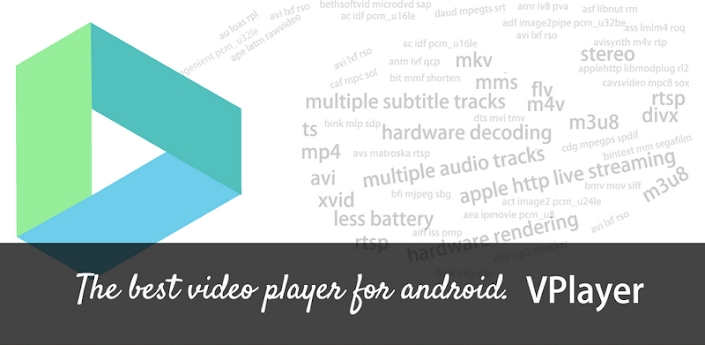 VPlayer (Unlocked) v1.1.6