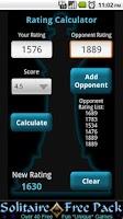 Screenshot of Rating Calculator