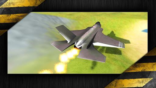 喷射机飞行模拟器