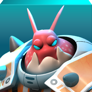 Android –  Alien Creeps TD