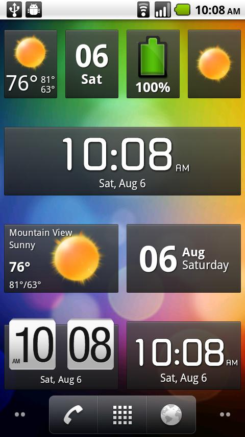 Fancy Widgets Unlocker - screenshot