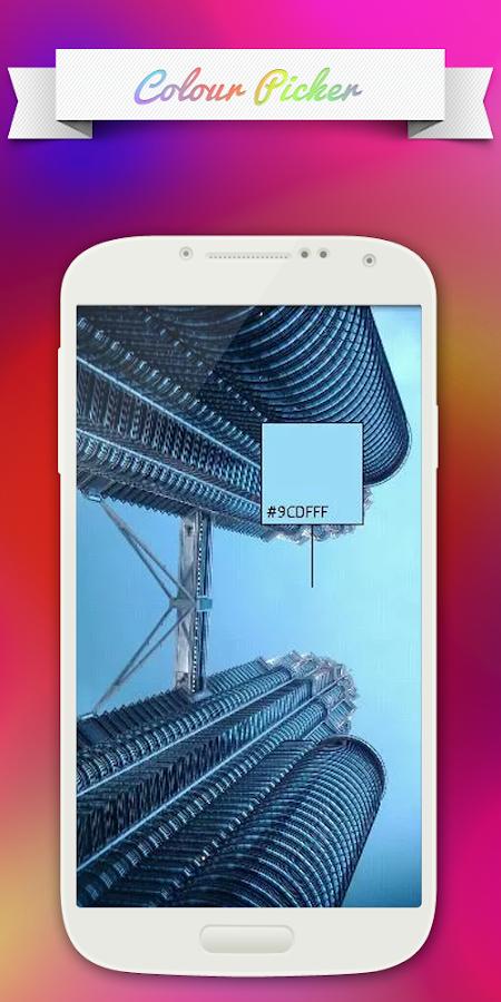 Image Color Picker- screenshot