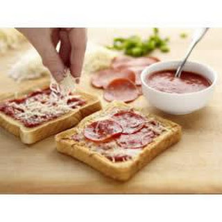 Wonder Kids Mini Pizzas