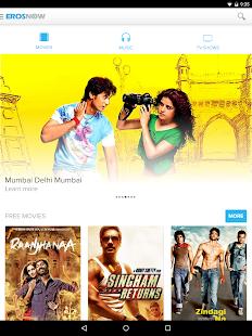 Eros Now: Watch Indian Movies - screenshot thumbnail