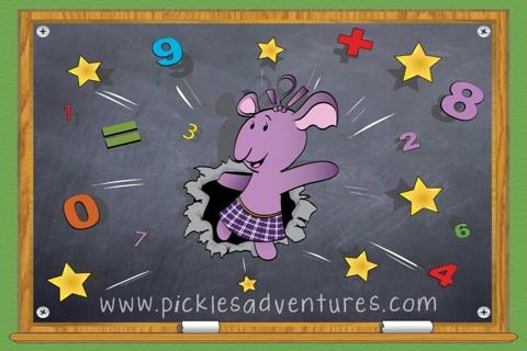 Pickles Free Kids Maths Game
