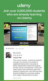 Udemy: Courses and Tutorials Screenshot 5