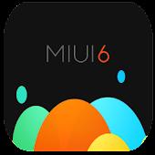 MIUI6 Dark CM11 - PA THEME