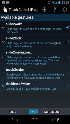 Touch Control (Nexus 4) Apk v1.1
