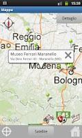 Screenshot of Terra di Motori