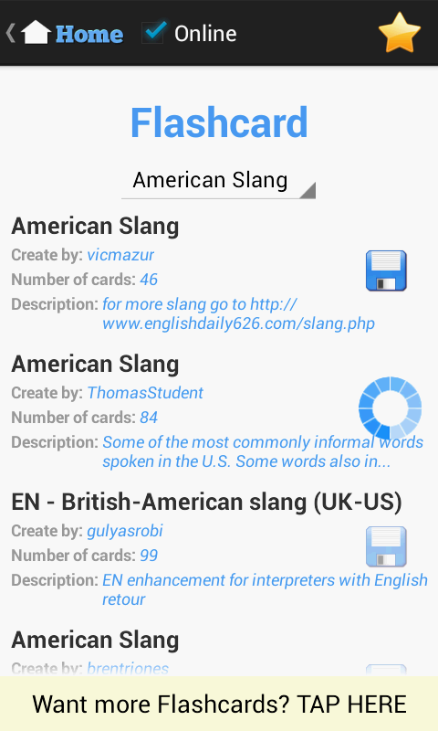 American Slang Quiz- screenshot