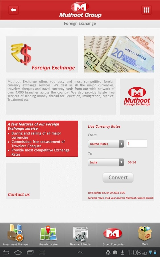 Muthoot- screenshot