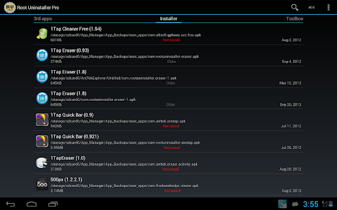 Root Uninstaller v7.8