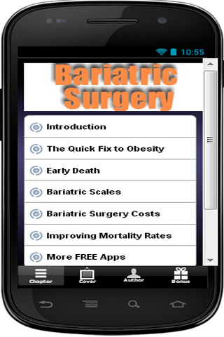Bariatric Surgery - screenshot