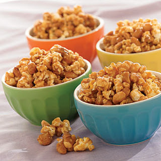 Peanut Maple Popcorn
