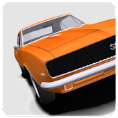 Muscle Car 3D Live Wallpaper