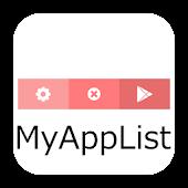My App List: Easy index access