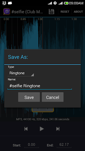 【免費音樂App】Ringtone maker & Audio Clipper-APP點子