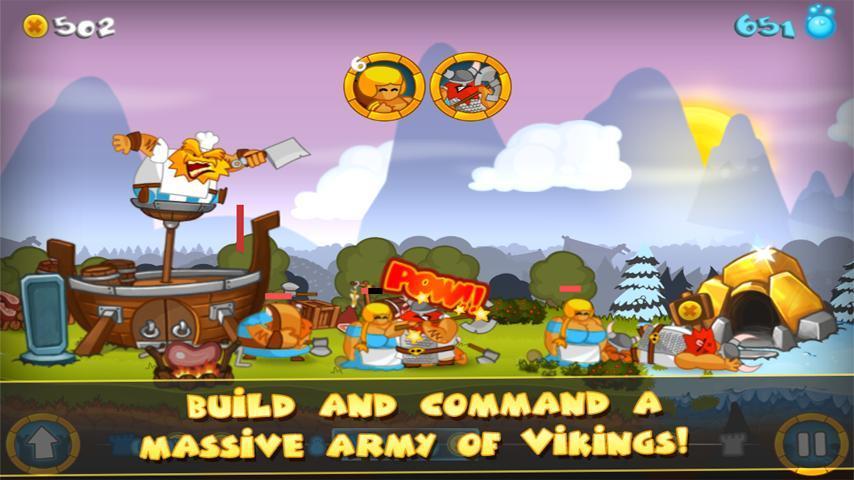 Swords and Soldiers Demo screenshot #1