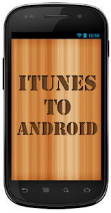 how to download music from itunes to adroid phone