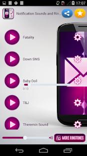 【免費音樂App】通知聲音和鈴聲-APP點子