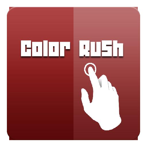 Color Rush LOGO-APP點子