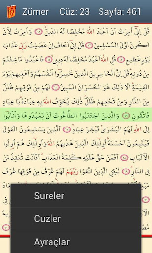 Kolay Hatlı Kuran-ı Kerim