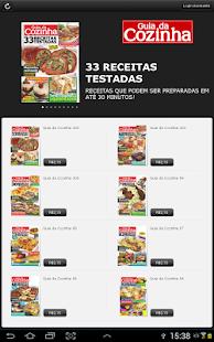 Revista Guia da Cozinha - screenshot thumbnail