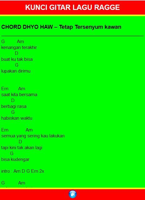 Download Chord Lagu Ragge App For Android