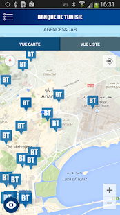 Banque de Tunisie - náhled