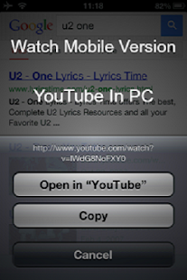 BROWSER 4 U - screenshot thumbnail