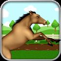 Horse Run & Jump Free icon