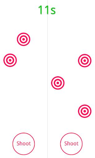 【免費休閒App】Shoot the target-APP點子