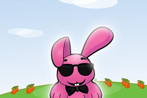 Angry Bunny Run Gangnam Style
