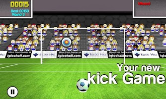 Screenshot of Kick a Lot - Best Free Game