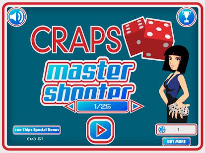 ▻Craps Shooter Master Lite