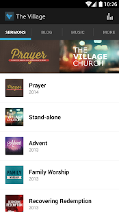 The Village Church - screenshot thumbnail