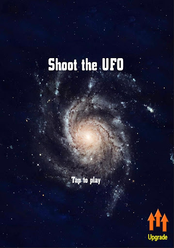 Shoot the UFO