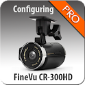 FineVu CR-300HD configuringPRO icon