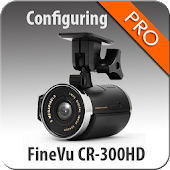 FineVu CR-300HD configuringPRO